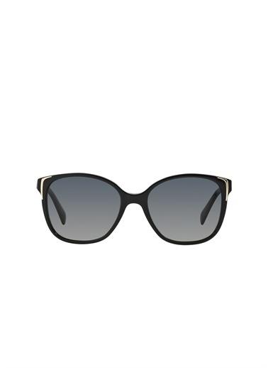 Prada Prada 0Pr 01Os 55 Ekartman Black Kadın Güneş Gözlüğü Renksiz